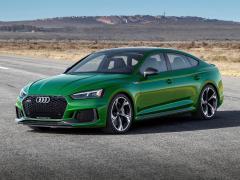 アウディ、RSモデル「新型RS 5 スポーツバック」を発表