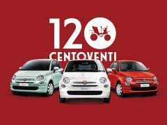 フィアット、500の限定車「500 スーパー ポップ チェントヴェンティ」を発表