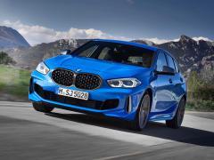 BMW、コンパクトハッチバック「1シリーズ」をフルモデルチェンジ