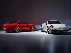 ポルシェ、新型911シリーズに「911 カレラ」「911 カレラ カブリオレ」を追加