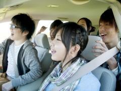 車内での暇つぶしの方法