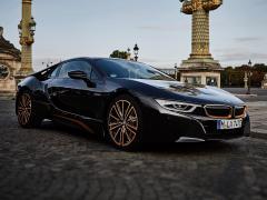 BMW、i8シリーズの限定車「アルティメット ソフィスト エディション」を発表