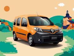 ルノー、鮮やかなオレンジの限定車「ルノー カングー クルール」を発表