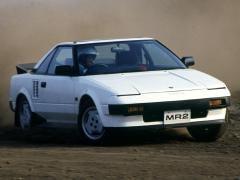 トヨタ MR2[第5回 1984-1985 日本カー・オブ・ザ・イヤー]