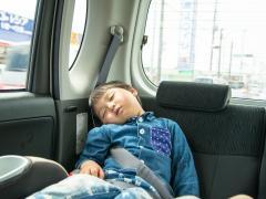 夏の車中泊での暑さ対策と注意点