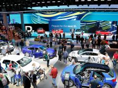 フランクフルトモーターショーから世界の自動車事情を垣間見る