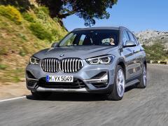 BMW、プレミアムコンパクトSUV「X1」をマイナーチェンジ