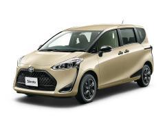 トヨタ、アウトドアカジュアルテイストの特別仕様車「グランパー」4車種を発売