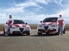 アルファロメオ、「ジュリア/ステルヴィオ クアドリフォリオ」に限定車を設定