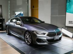 BMWが新型8シリーズ グラン クーペを発表。フラッグシップの8シリーズがさらに充実