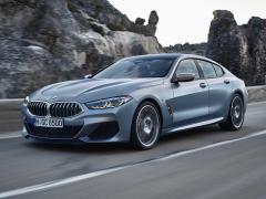 BMW、ラグジュアリー4ドアクーペ「新型8シリーズ グラン クーペ」を発売