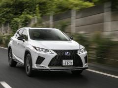 【試乗レポート レクサス 新型RX/新型LS/新型LC】改良を受けた3モデルを一挙紹介!