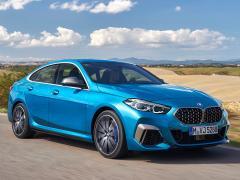 BMW、2シリーズの4ドアクーペ「新型2シリーズ グラン クーペ」を発表