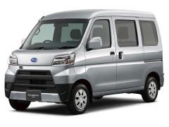 スバル、軽商用車「サンバー バン」、軽乗用車「ディアス ワゴン」を一部改良