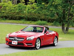 【メルセデス・ベンツ SLクラス】高級ロードスターが新車の半額!? 買うべきグレードはコ