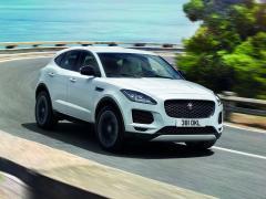 ジャガー、SUV「E ペイス」「F ペイス」にドライビング性能を高めた限定車を設定