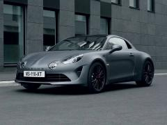 アルピーヌ、スポーツ性能を高めた新モデル「アルピーヌ A110S」を発表