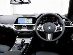 BMW 新型3シリーズの装備!スポーツ性能だけじゃない、充実の快適装備を解説します