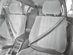 シートベルトの種類と規格