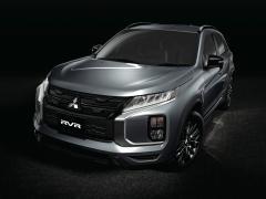 ミツビシ、RVRの特別仕様車「ブラック エディション」を発売