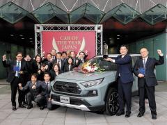激戦のSUV市場に復活したトヨタRAV4が受賞!【ニュースキャッチアップ】