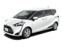 トヨタ、シエンタの特別仕様車「セーフティ エディション」を発売