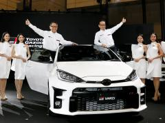 トヨタ GRヤリス【東京オートサロン2020】世界初公開された市販前の新型車の全容