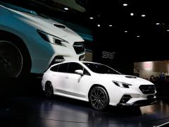 スバル レヴォーグ【東京オートサロン2020】世界初公開された市販前の新型車の全容