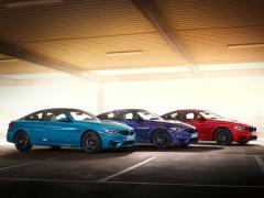 BMW、M4 クーペの限定車「M4 クーペ エディション ヘリテージ」を発売