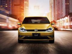 VW、「ゴルフ」「ゴルフ ヴァリアント」をマイナーチェンジ