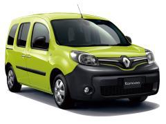 ルノー、爽やかなグリーンカラーの限定車「ルノー カングー クルール」を発表