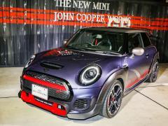 3代目は歴代最強スペックへ!「MINI John Cooper Works GP」を発売