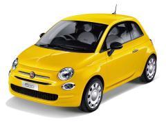 フィアット、500/500Cの限定車「ミモザ」を発表