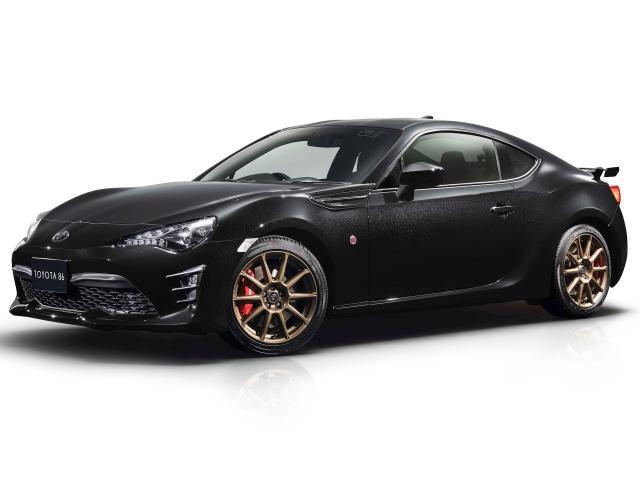 トヨタ、86の限定車「GT ブラックリミテッド」を発表