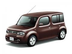 日産、特別シート搭載のCubeの特別仕様車「My Cube」発売