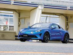 ALPINE A110S TEST DRIVE【グーワールド コラム/インプレッション】