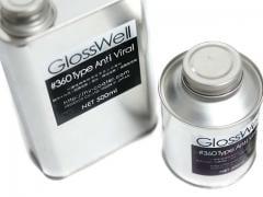 新型コロナウイルス(COVID-19)の感染拡大を抑制することが期待される抗菌塗料「Glo