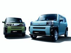 スクープ! ダイハツ軽SUV新型タフト6月10日発売 価格は135万3000円から!!