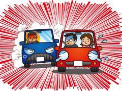 煽り運転は車間距離で判断される?理想的な車間距離や煽り運転の対処法
