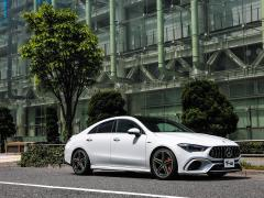 MERCEDES-AMG CLA 45 S 4MATIC+【グーワールド コラム】