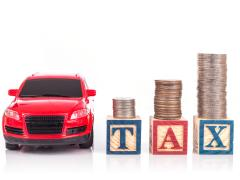 車に必要な税金はいくら?節税になるエコカー減税も紹介