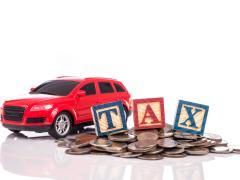車にかかる税金の勘定科目はどれ?按分の方法についても解説!