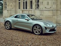 アルピーヌ、限定車「アルピーヌ A110 リネージ GT」を発表