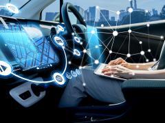 車の自動運転が拡大?車のIoTの仕組み・メリット・セキュリティ面の課題