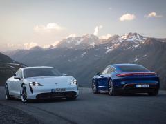 ポルシェ、EVスポーツカー「タイカン」の日本での販売価格を発表