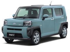 ダイハツ、軽クロスオーバーの新モデル「タフト」を発売