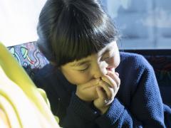 子供の車酔いは何歳から?子供が車酔いしやすい理由と対処法