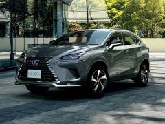 レクサス、SUV「NX」を一部改良と同時に2タイプの特別仕様車を設定