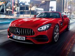 メルセデス・ベンツ、「メルセデス AMG GT」を一部改良し、特別仕様車を発表