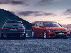 アウディ、S6、S6アバント、S7スポーツバックを発売